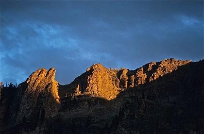 Gallatin Mountains Yellowstone | Guided Gallatin Mountains