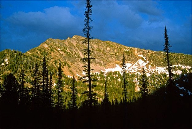 Crystal Lake Peak