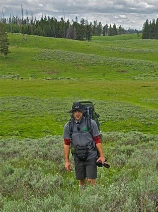Yellowstone Backpack Tour