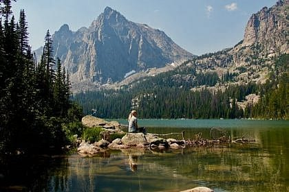 Montana Beartooth Backpacking