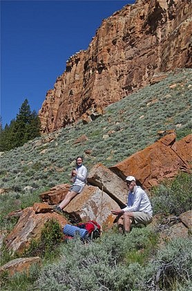 Red Rock Backpackers