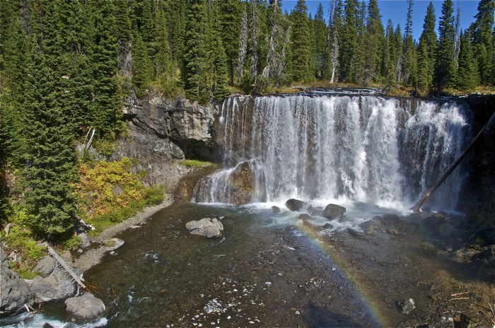 Yellowstone Backpacking Tours