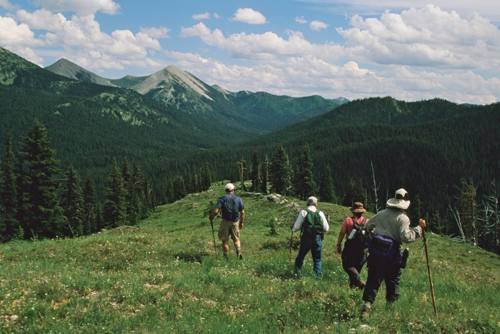 Rocky Mountain Front Dayhikers