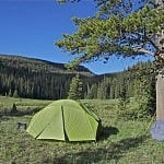 Wyoming Backpacking - Cow Creek